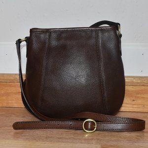 Liz Claiborne Leather Company Small Crossbody Bag